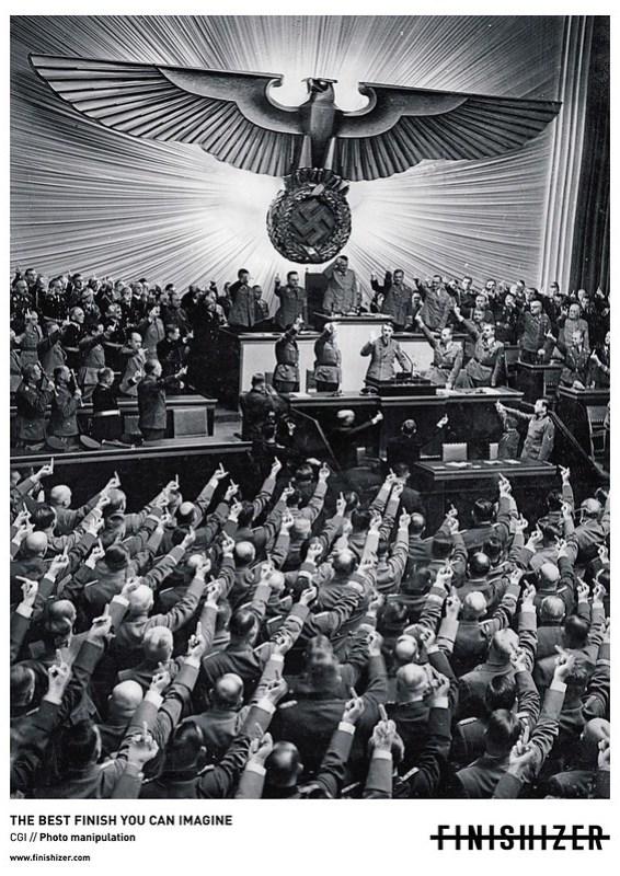 Finishizer - Fuck Hitler