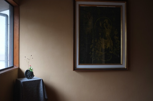 Flower.buddha by Paul Uehaller