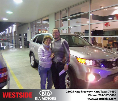 Happy Birthday to Maria I Quintero Cerillo from Suliveras Wilfredo and everyone at Westside Kia! #BDay by Westside KIA