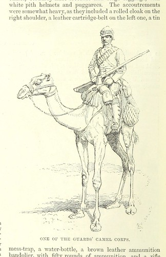 Image taken from page 116 of 'Gordon and the Mahdi, an illustrated narrative of the war in the Soudan, etc'