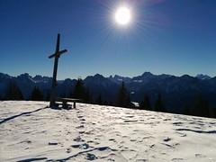 Gipfelkreuz Salzla