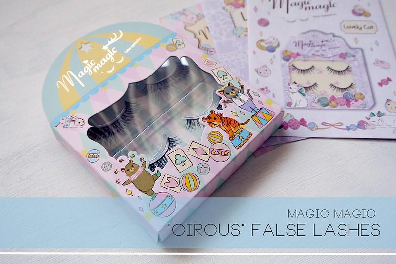 Japanese Magic Magic Circus Lashes AC-03