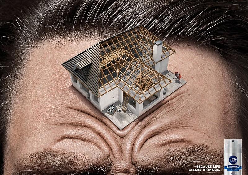 Nivea Man - Because Life Make Sprankles, House