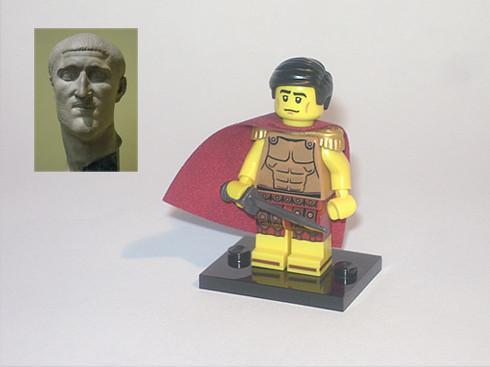 LII Constantius I Chlorus