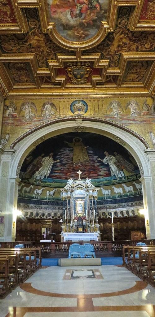 Church in Rome, Italy