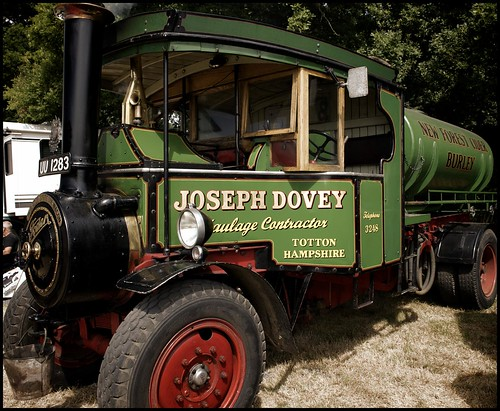 Joseph Dovey (New Forest Cider). by Davidap2009