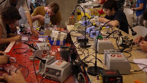 talleres electrónica