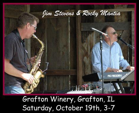 Jim Stevens/Rocky Mantia 10-19-13