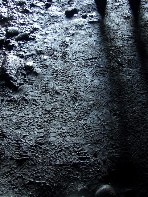 King's cave floor