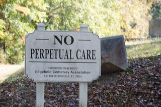 No Perpetual Care