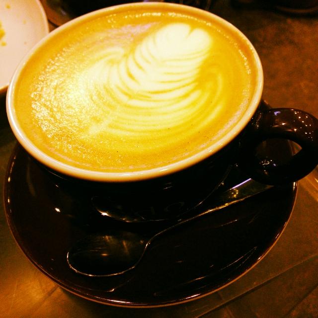 Credo Coffee Vanilla Latte