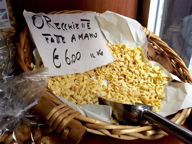 Puglia Orecchiette - 1