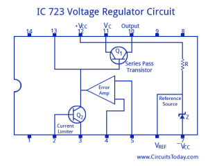 IC Applications and HDL Simulation Lab Notes: Voltage