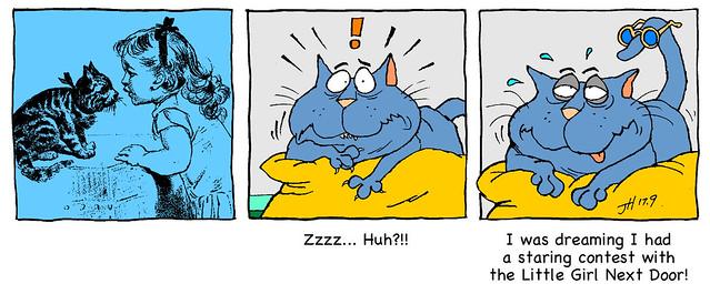 Catnip's Nightstare