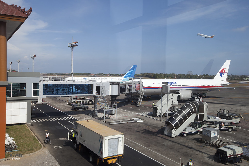 MH Boeing 777 and GA Airbus A330