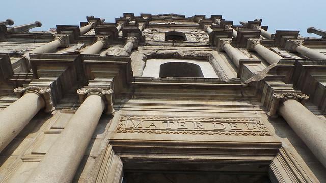 St.Paul Ruins Macao