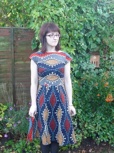 Handmade Anna Dress