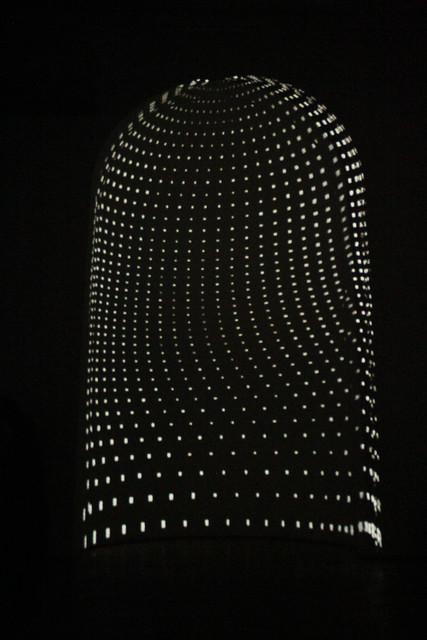 mayer+empl . KS . interactive light sculpture . munich . 2013