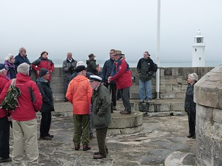 SPS visit to Hurst June 2013
