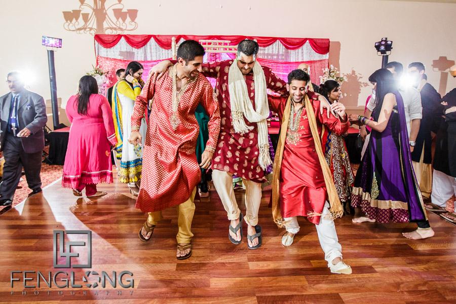 Nadia & Sohail's Pithi | Occasions Event Center | Atlanta Indian Ismaili Wedding Photography