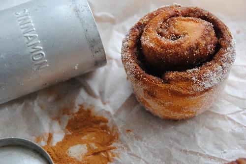 Peter Sidwell Brioche Bread Cinnamon Bun Roll Wrights
