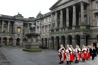 Judges Scotland