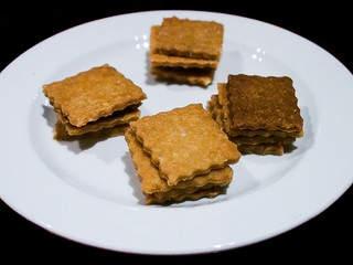 House Made Gluten Free Crackers