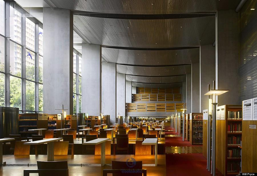 Bibliothèque Nationale, Paris