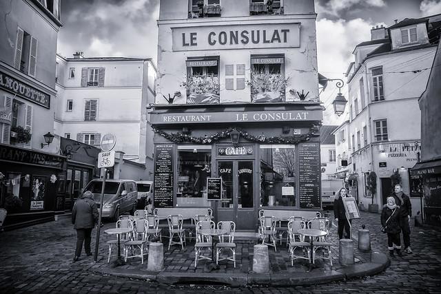 Montmartre, Le Consulat