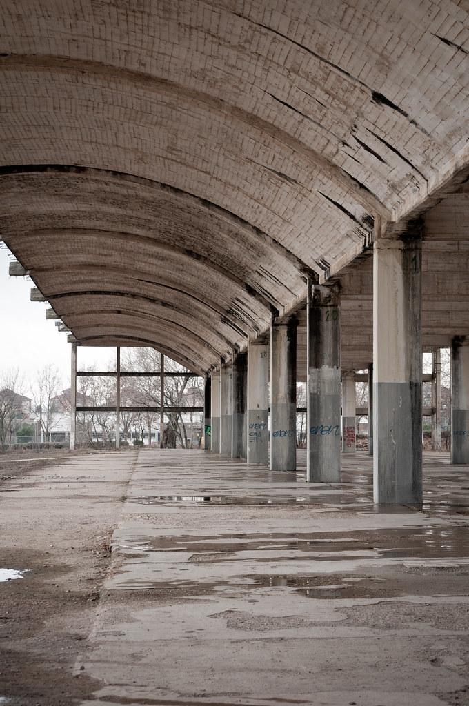 Hangares abandonados UAH (II)
