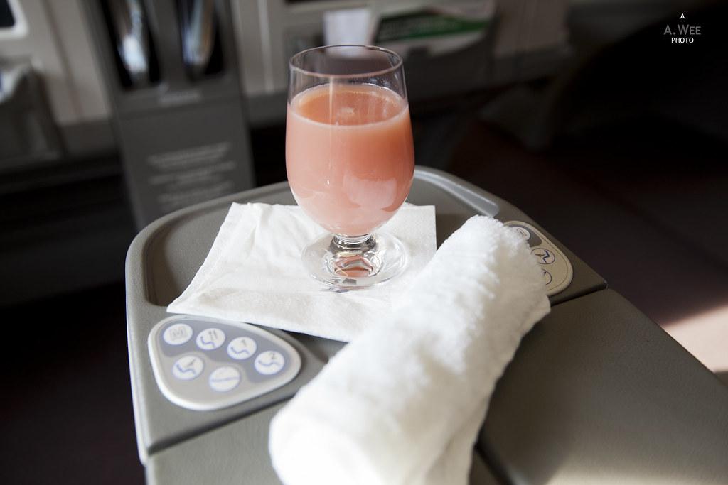 Pink Guava Juice