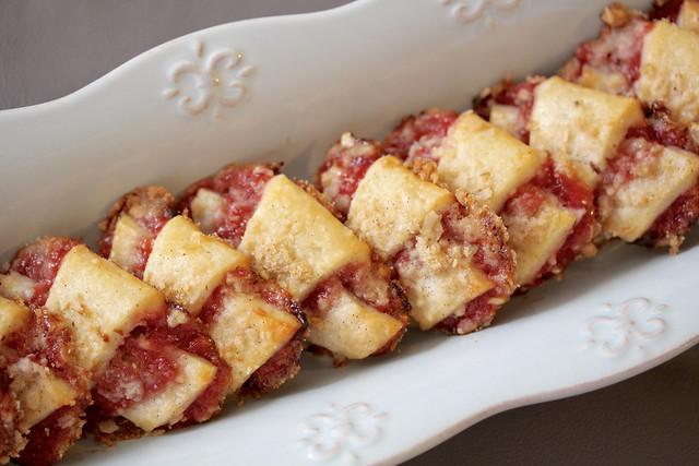 Strawberry Rhubarb Rugelach - 43