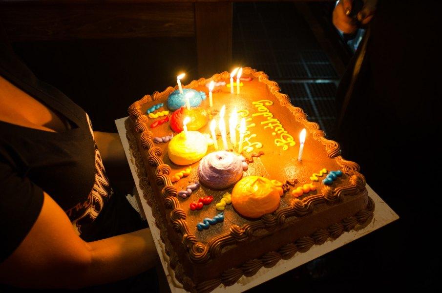 Happy Birthday Todd S