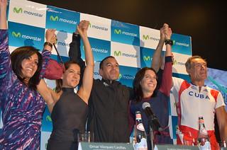 correrá 5 ultramaratones en los 5 continentes