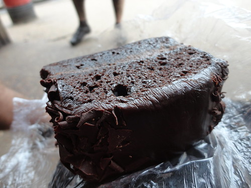 Chocolate cake by South Downs MTB Skills