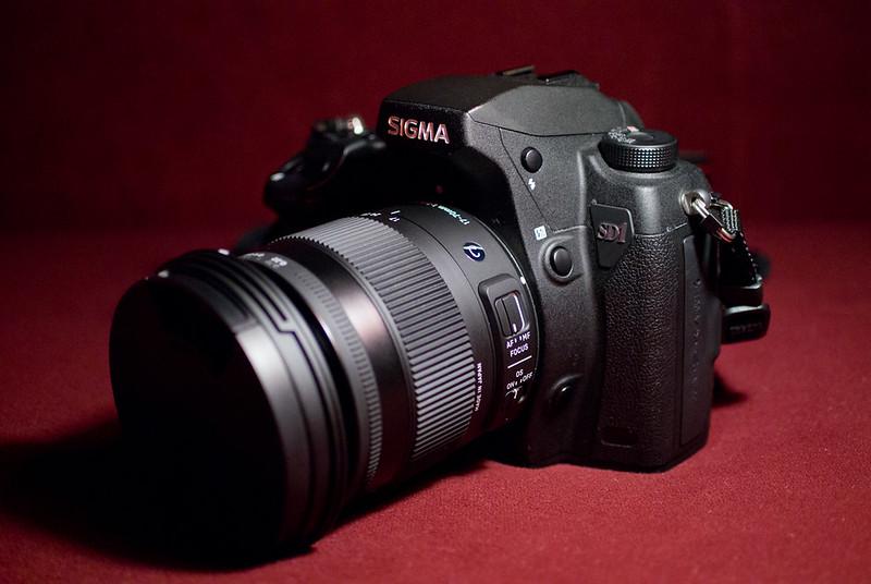 Sigma SD1 Merrill & 17-70mm f/2.8-4 Contemporary (volle Auflösung - full resolution)