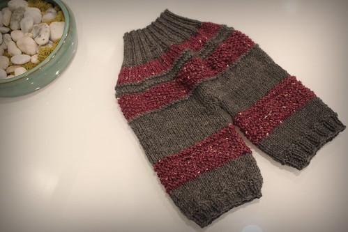 20131222. Kanoko pants.