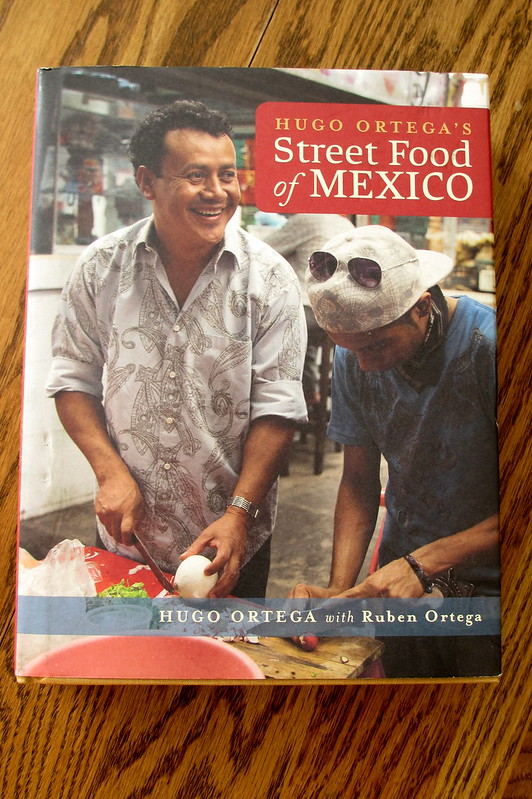 Street Food of Mexico Cover