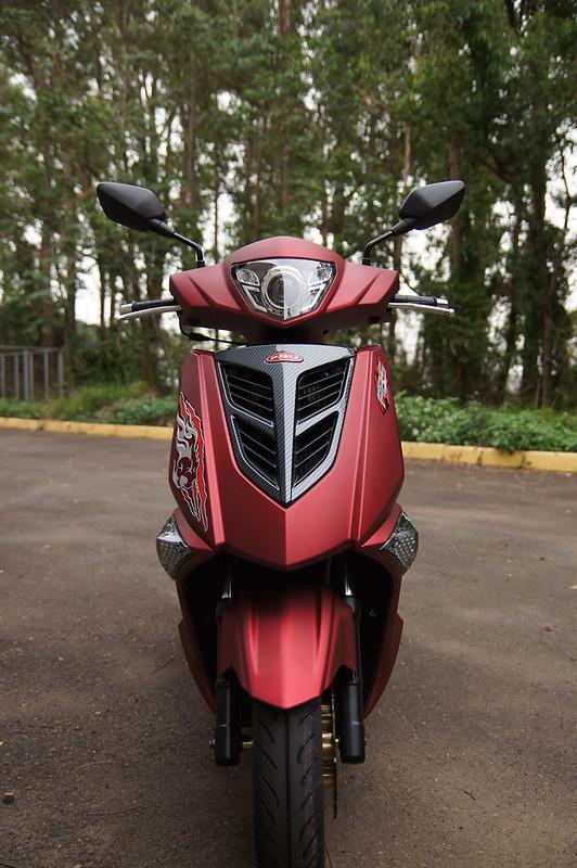 TIGRA 150 ABS 2014特式版 GET!!! - Mobile01