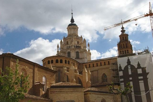 Catedral Mudejar de Nuestra Señora de La Huerta – Tarazona