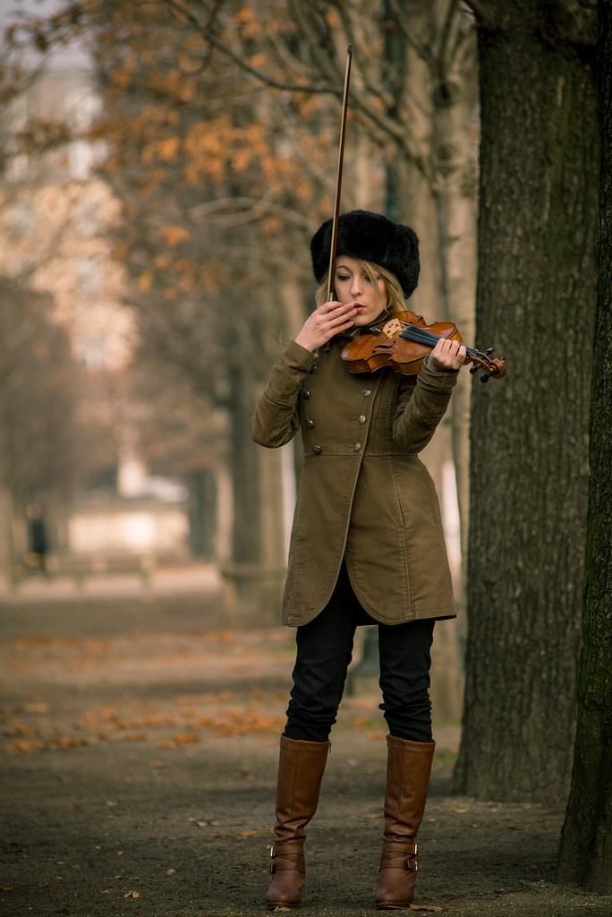 Model Photography: Rousselet Alix