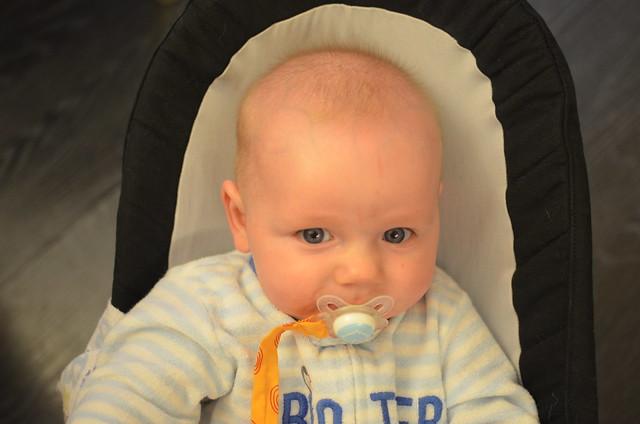 Sam is 4 months