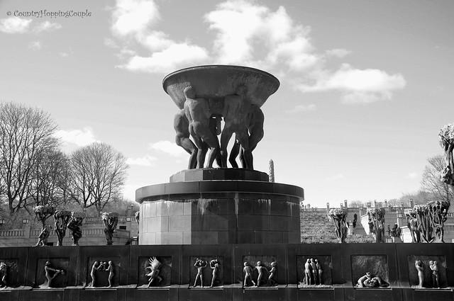 Vigeland Sculpture Park Oslo_6