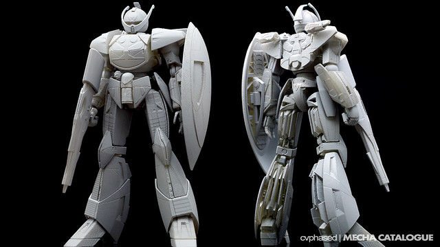 HGCC Turn A Gundam - Prototype Shots