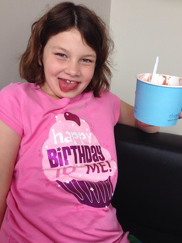 Birthday girl! {July 1st}!