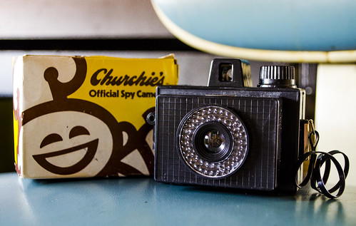 Churchie's Spy Camera