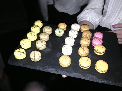 The Laneway Lounge macarons