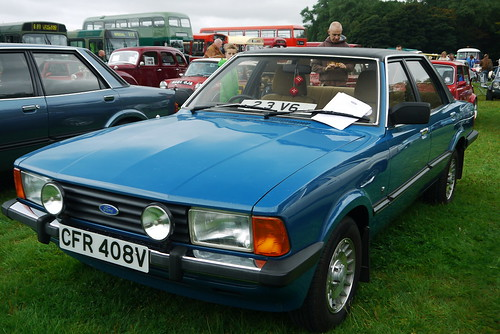 Ford Cortina CFR 408V