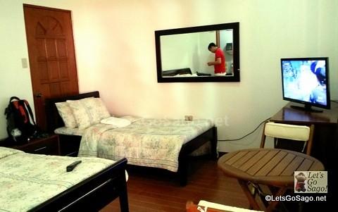 Couple's Room w/ Aircon & TV