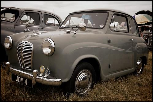 Austin A30 by Davidap2009